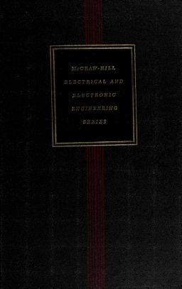 Cover of: Introduction to electric fields | Walter Edwin Rogers
